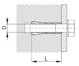 reseau-ventilation-cheville-ancrage-beton-dense-m8-schema