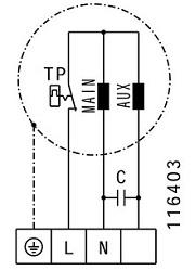 schema-reseau-ventilation-extracteur-centrifuge-ruck-rk100l-cablage-sysventilation
