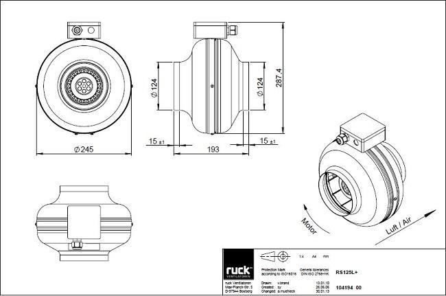 schema-reseau-ventilation-extracteur-centrifuge-ruck-rk125-ls-sysventilation